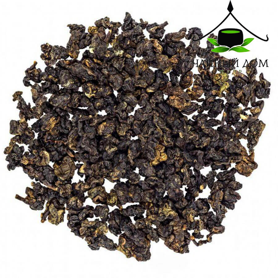 Deep Blue Gaba Oolong Tea