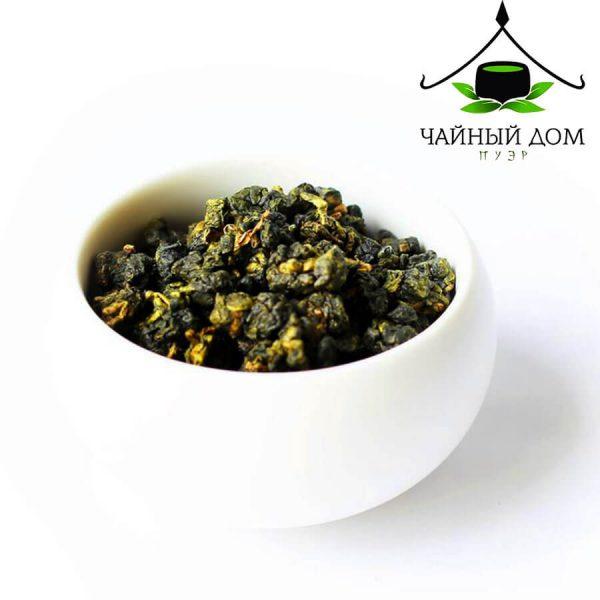 Lily Oolong Tea