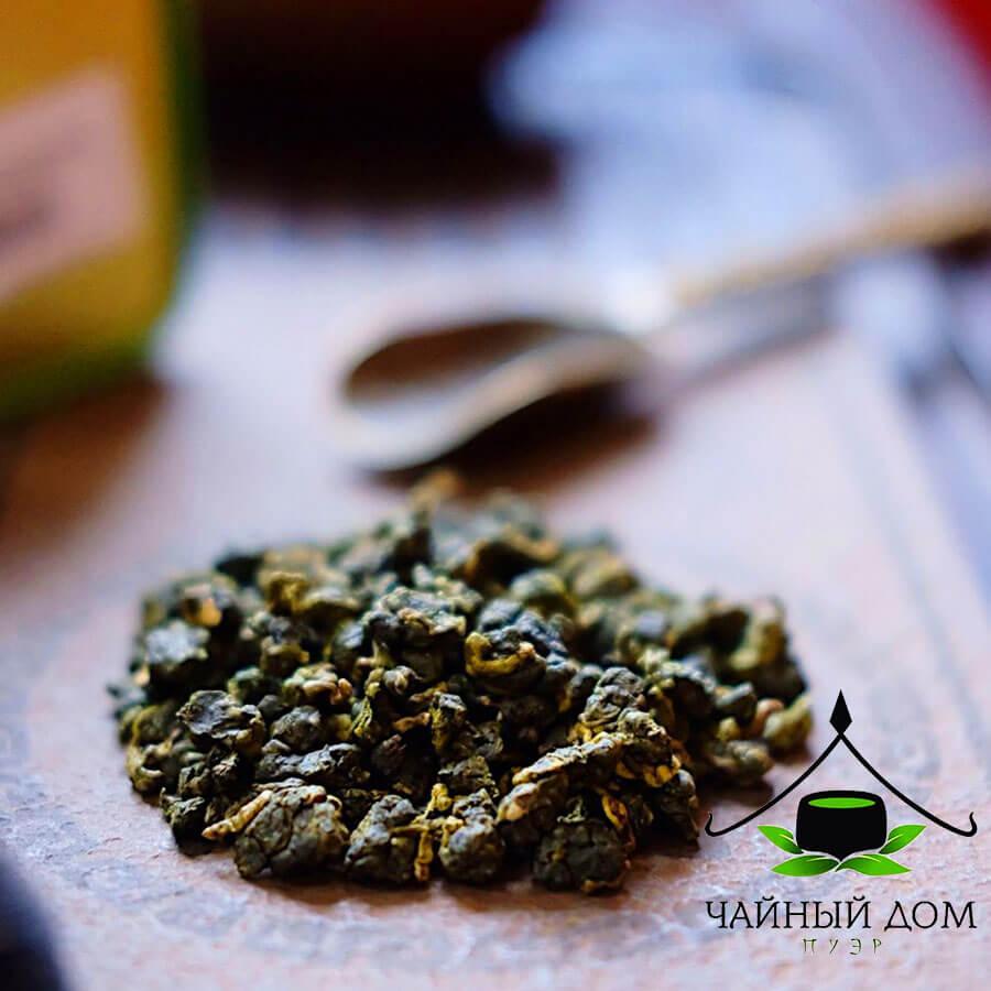 Oolong Lychee Tea Inst