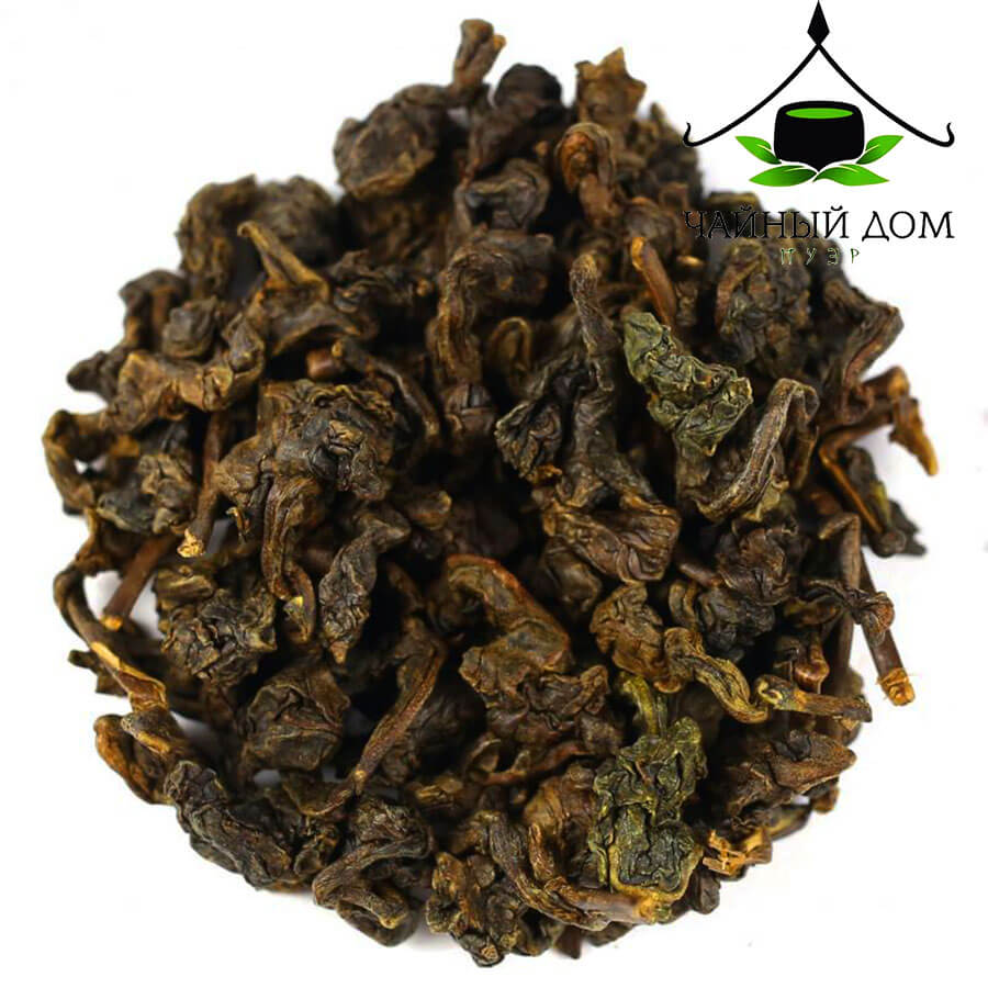 Chinese Yellow Gaba Oolong Tea