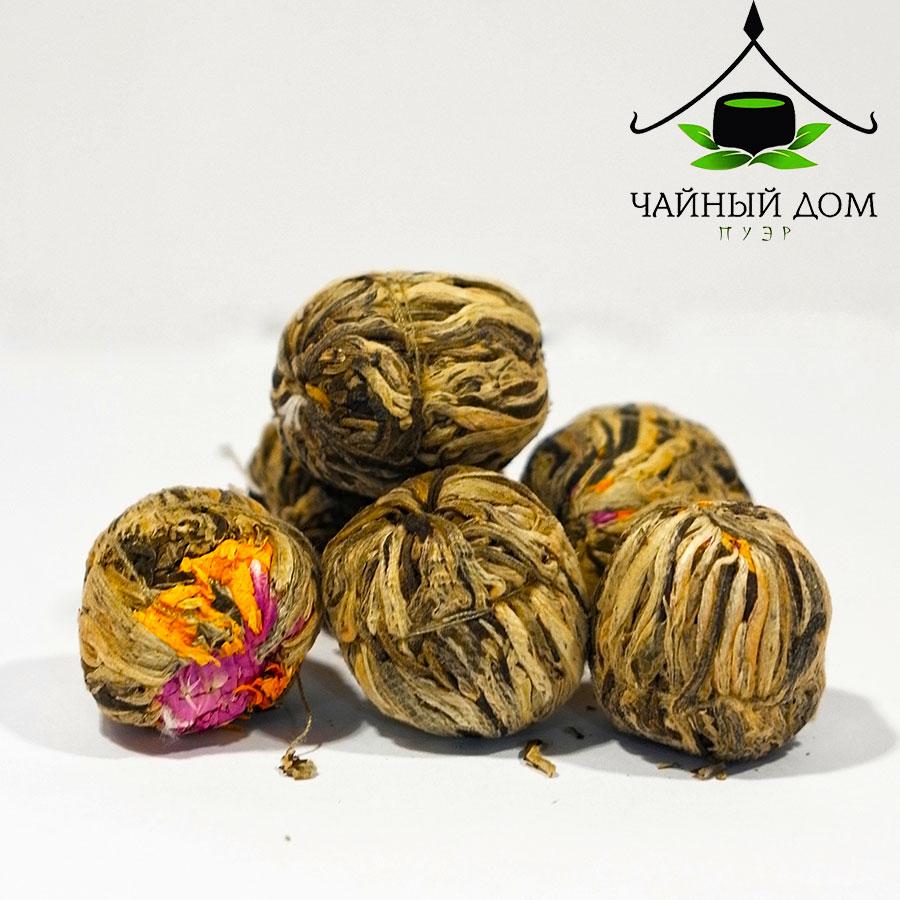 Ulun Bluming Tea Product