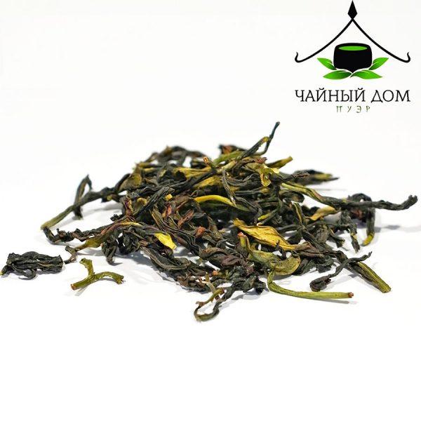 Зелёный крупнолистовой чай. Teahousepuer Product