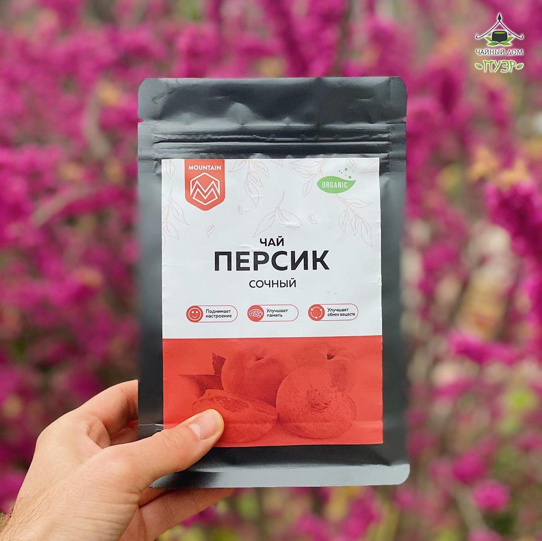 Черный цейлонский крупнолистовой чай